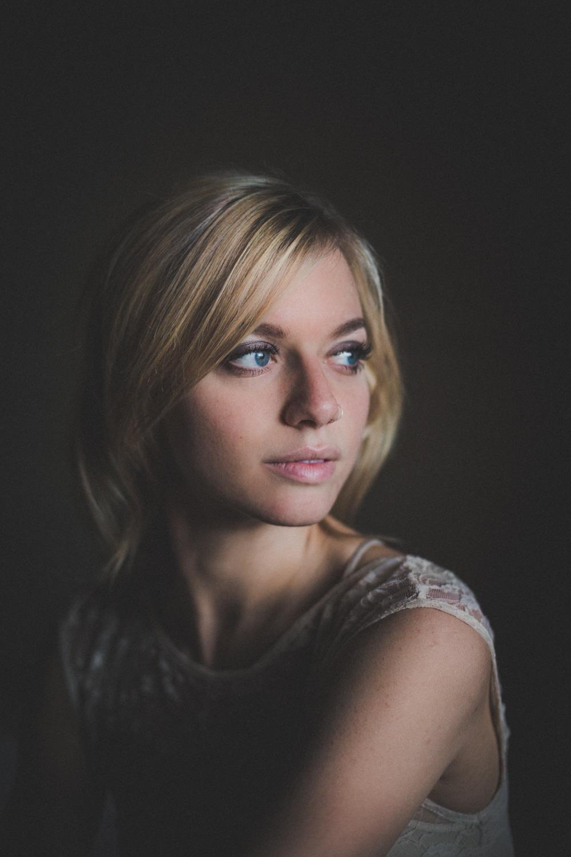Portrait by Liberty Kifer