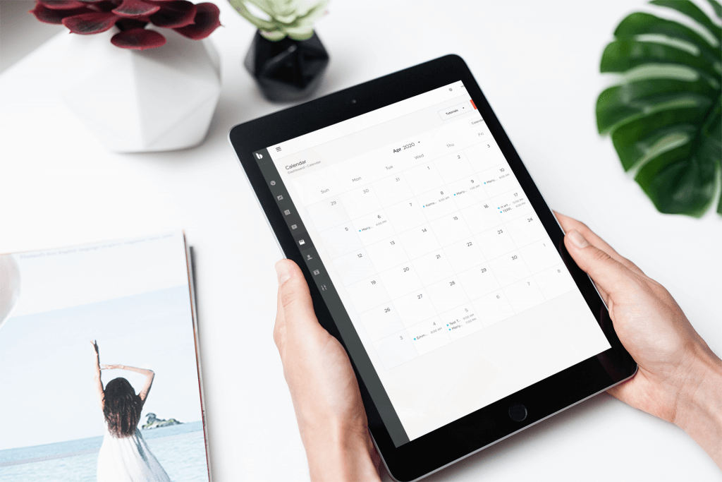 Interactive scheduler for busy entrepreneurs